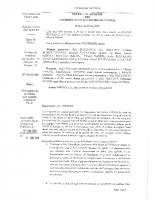 19-35-326 PRESCRIPTION DE LA REVISION AVEC EXAMEN CONJOINT DU PLU