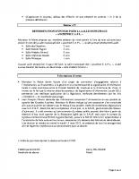 CONSEIL MUNICIPAL N° 23 DU 5 MARS 2012