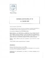 Compte Rendu n°39 du CM 03-03-2020_