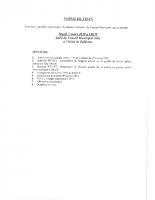 Conseil Municipal 03-03-2020