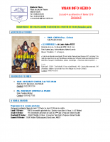VISAN-INFO HEBDO S6 – 2019