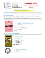 Visan info hebdo Semaine 24