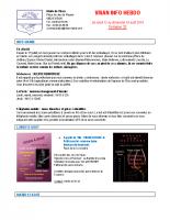 Visan info hebdo Semaine 33