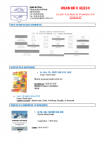 Visan info hebdo Semaine 47