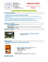 Visan info Semaine 9
