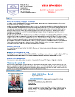 Visan info hebdo Semaine 2