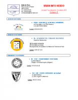 Visan info hebdo Semaine 41