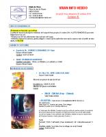 Visan info hebdo Semaine 42