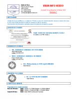 Visan info hebdo Semaine 7