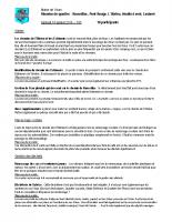 Réunion de quartier Roussillac Sa 16 janvier 2016