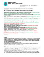 Réunion de quartier n°9 (Claron Batadou Le Collet Le Lautaret) Sa 28 janv 2017
