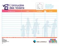 Annuaire 4 Coronavirus Voisins Solidaires