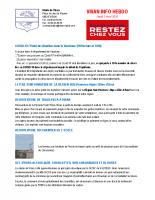 Visan info Jeudi 2 avril 2020