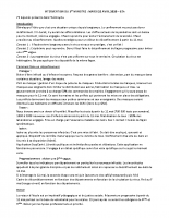 INTERVENTION DU 1er MINISTRE Assemblé Nationale 28 avril
