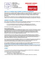 Visan info Mercredi 8 avril 2020